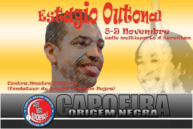 Stage capoeira Tarbes