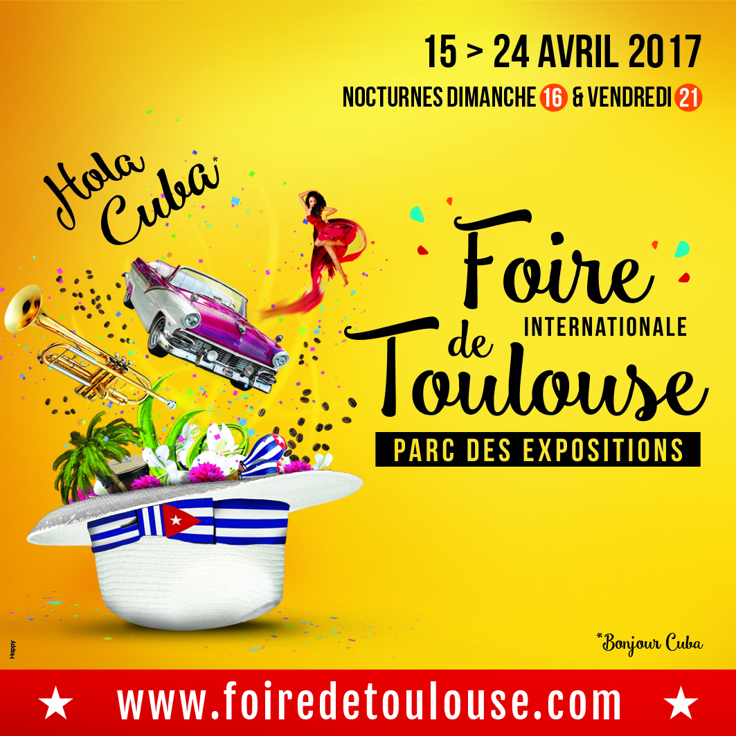 Foire Internationale de Toulouse 2017
