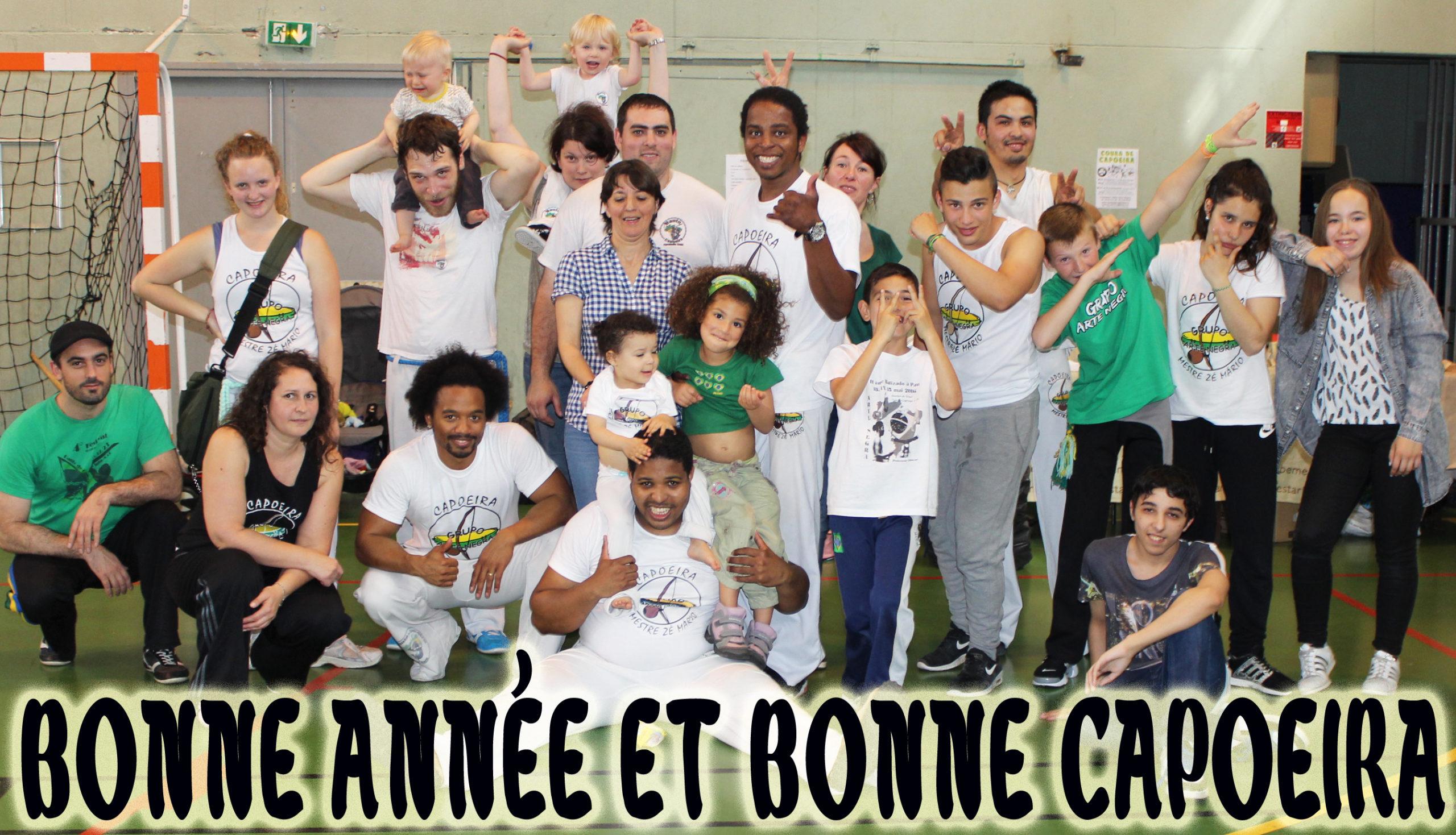 capoeira toulouse - bonne année